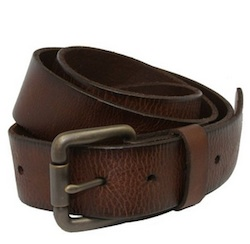 Jaime Lannister Vintage Brown Leather Belt