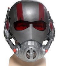 Mens' Ant Man Mask Helmet Adult Costume