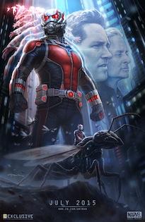 Marvel Ant Man Adult Costume