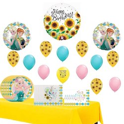 Disney Frozen Birthday Party Pack Kit