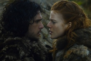 Game of Thrones Couples Costume - Jon Snow and Ygritte