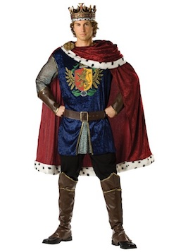 Game of Thrones King Joffrey Baratheon costume for men