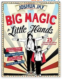 Big Magic for Little Hands Book