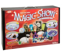 Child Magician Costume - 100 magic tricks