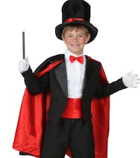 Best Child Magician Costumes for Halloween