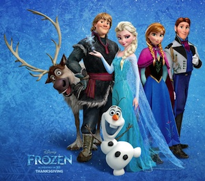Disney Frozen Birthday Decorations for your House