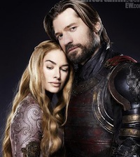 Game of Thrones Couples Costume Jamie and Cersei Lannister