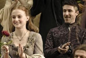 Game of Thrones Couple Costume - Petyr Baelish and Sansa Stark
