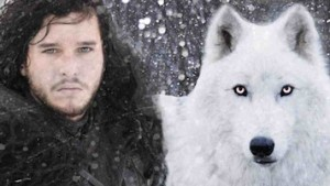 Game of Thrones Dire Wolf Costumes Halloween