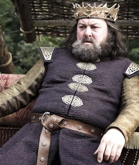 King Robert Baratheon Costume for Halloween