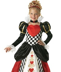 Queen Costumes for Kids and Tweens
