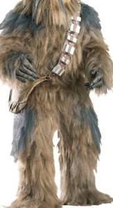 Star Wars Cosplay Chewbacca Costume Body