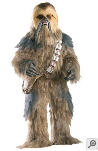 Best cosplay Chewbacca Costume