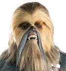 Star Wars Cosplay Chewbacca Costume - Head