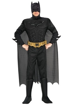 Deluxe Adult Batman Costume