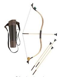 Adult Katniss Everdeen Costume Archery Set
