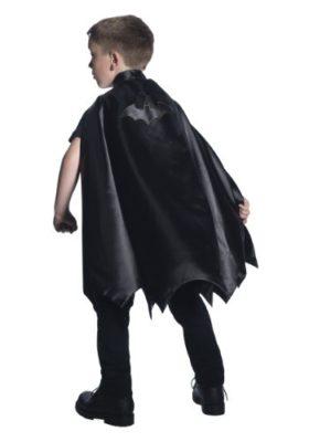 Child Deluxe batman costume cape