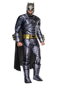 Deluxe Armored Batman Costume