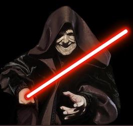 Star Wars Emperor Palpatine Costume