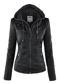 Selina Kyle Costume Leather Jacket