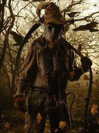 Scarey Scarecrow Costumes and Masks for Halloween