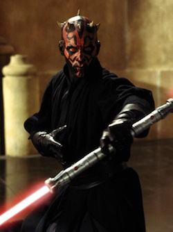 Star Wars Darth Maul Costume for Adults and Kids