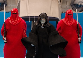 Star Wars Imperial Guard costume Empire Royal Guards