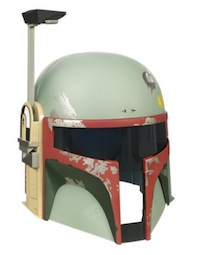 Star Wars Masks - Boba Fett Helmet