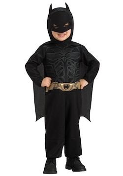 Toddler's Dark Knight Costume