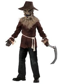 Wicked Boys Scarecrow Costume