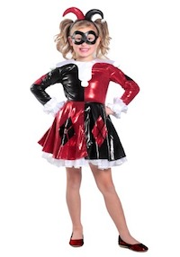 Harley Quinn Costumes for Kids Halloween