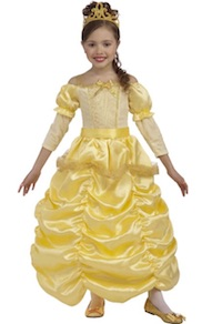 Beauty and the Beast Belle Costumes - Princess for kids