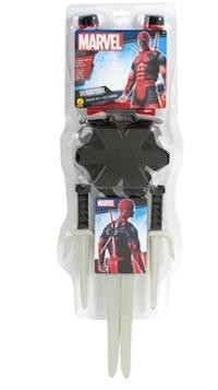 Deadpool Costume Props - Weapons