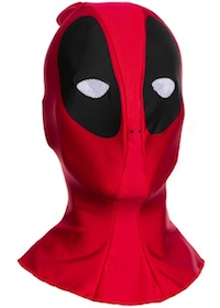 Deadpool Costume Props - Overhead mask