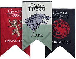 Game of Thrones Banners Party Decorations