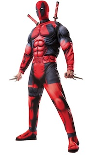 Adult Deadpool Costumes