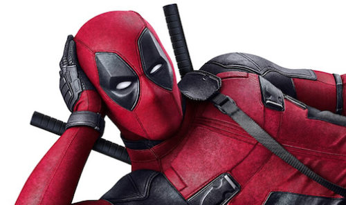 Deadpool Costume Props Ryan Reynolds