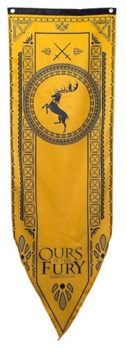 Game of Thrones Banner - Baratheon Tournament
