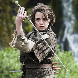 Arya Needle Sword Costume Prop