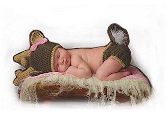Christmas Cute Baby Reindeer Costumes