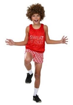 GLOW Netflix 80's Workout Costume Kids