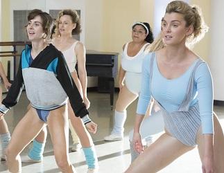 GLOW Netflix 80's Workout Jumpsuit Costume