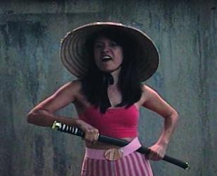GLOW Netflix Ellen Wong Fortune Cookie Costume