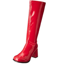 GLOW Netflix Ruth Red Boots