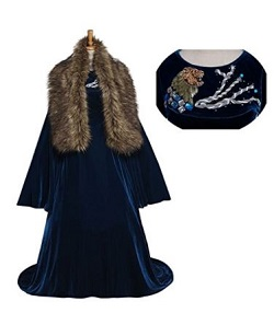 Game of Thrones Sansa Costume Cosplay for Adults