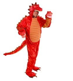 GOT inspired Dragon Costume Drogon for adults