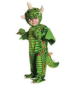 GOT Inspired - Rhaegar dragon costume for kids