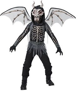 Game of Thrones Night King Javelin Costume - Viserion costume for kids