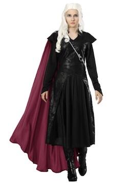 Game of Thrones - Daenerys Dragon Warrior Costume