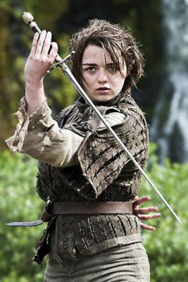 Game of Thrones Arya Stark Costumes